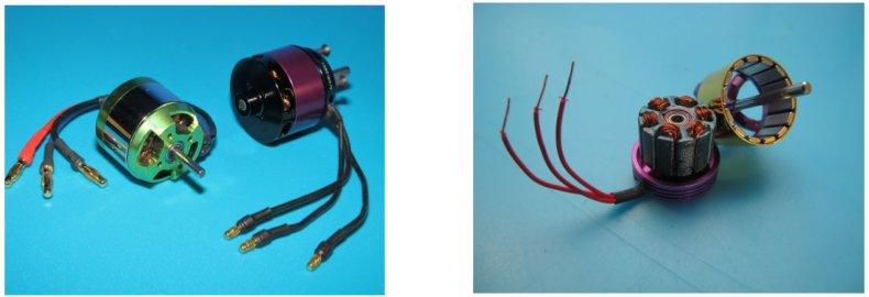 Schema Elettrico Regolatore Di Tensione Velocità Motore Elettrico Corrente Continua : Il volo elettrico